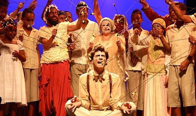 Grupo Ponto de Partida celebra 35 anos de cultura brasileira