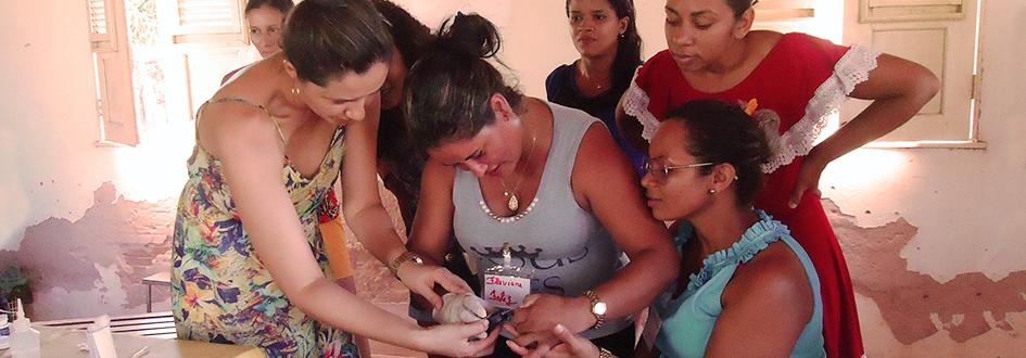 Cuidadores da Saúde - Maranhão