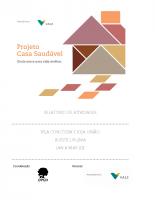 RA Casa Saudavel – Vila Conc¢dia e Uniao – JAN-MAR 2018