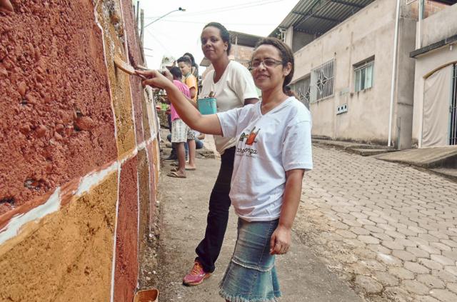 Projeto estimula ações comunitárias em Barra Longa