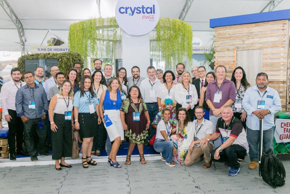 Aliança Água+ Anuncia Ampliação Durante Fórum Mundial da Água